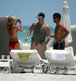Kelly Ripa da beach Foto 47 (Келли Рипа да пляж Фото 47)
