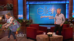 Kate Hudson - The Ellen DeGeneres Show - HQ Caps + Videos (Sep 12)