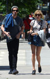 Chloe Sevigny | Leaving the Smile Cafe in NYC | May 19 | 14 pics