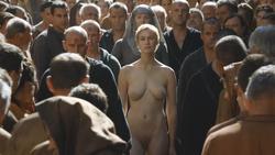 Van nackt Rebecca Cleave  Walked nude