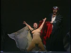 Catherine Malfitano Public Naked Scene