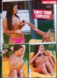Bianca Gascoigne topless beach Foto 98 (������ ������� ����� ������� ���� 98)