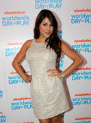 Daniella Monet @ Nickelodeon 8th Worldwide Day of Play in Washington D.C.