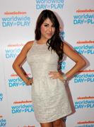 Daniella Monet @ Nickelodeon 8th Worldwide Day of Play in Washington D.C.
