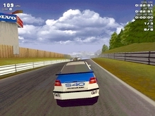 Volvo S40 Racing