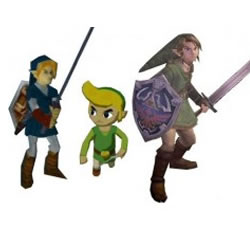 The Legend of Zelda: La Evolucion de Link