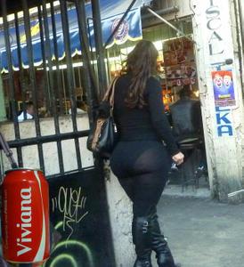 strapon prostituta culona