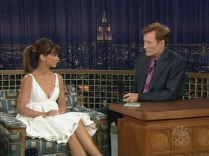Jennifer Love Hewitt - Late Night with Conan O'Brien (2004)