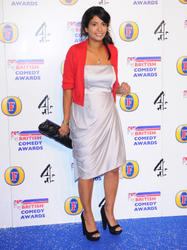 Конни Хак, фото 243. Konnie Huq British Comedy Awards - 16/12/11, foto 243