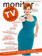 Christina Hendricks - Glamour UK - Nov 2012 (x5)